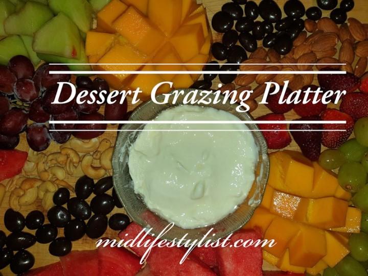 Dessert Grazing Platter