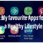 My favourite apps for a healthy lifestyle
