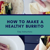 How to Make a Healthy Burrito