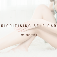 Prioritising Self Care